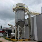 Despoeiramento produção defensivo agrícola